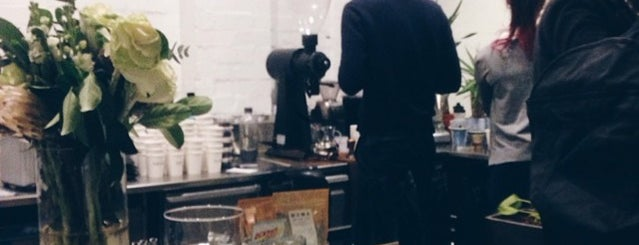 À Bloc Bicycle Shop is one of Favourite Coffee Houses in Melbourne.