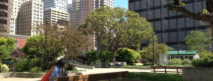 St. Mary's Square is one of My San Francisco.