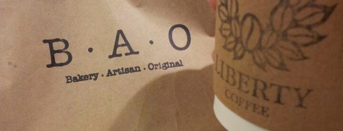 Bakery Artisan Original (B.A.O) is one of To Check Out - Chillax.