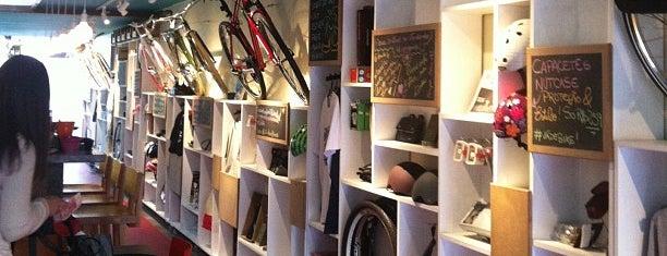 Aro 27 Bike Café is one of to go / go back.