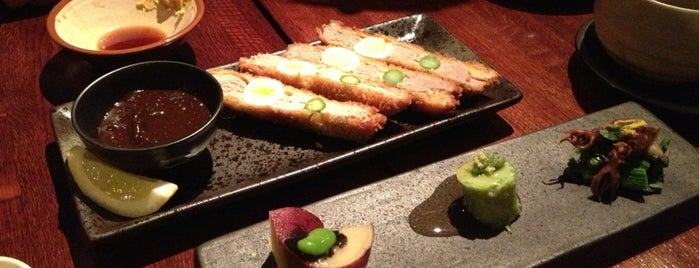 Yuzuki Japanese Eatery is one of SF: To Eat.