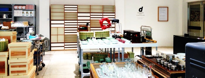 D&DEPARTMENT SEOUL by MILLIMETER MILLIGRAM is one of Seoul.