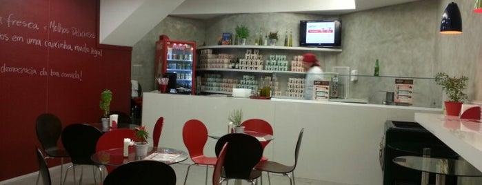 Go Pasta - Fresh & Gourmet is one of Restaurantes/Bares em BH.