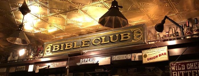 Bible Club is one of uwishunu portland.