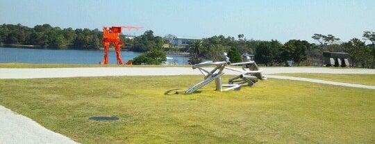 Tokiwa Park is one of 日本の都市公園100選.