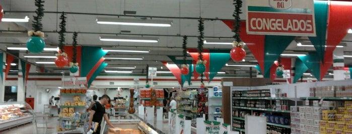 Supermercado Cristo Rei is one of MAYORSHIPS.