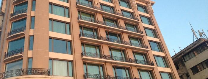 InterContinental Marine Drive, Mumbai is one of The 20 best value restaurants in Mumbai, India.