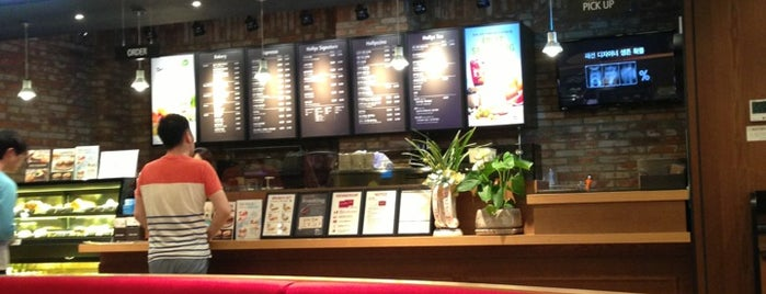 HOLLYS COFFEE is one of 세번째, part.1.