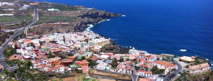 San Juan De La Rambla is one of Top 10 favorites places in Candelaria, España.