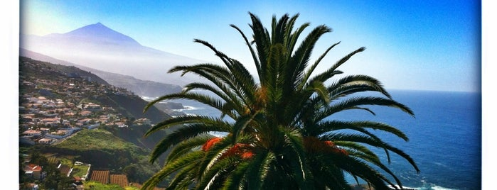 Sauzal is one of Islas Canarias: Tenerife.