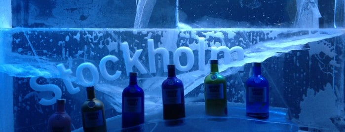 Icebar by Icehotel Stockholm is one of To-Do: Food.