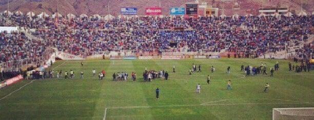 Estadio Garcilazo De La Vega is one of Perú.