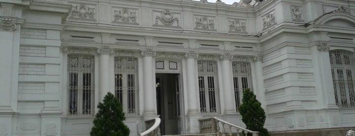 Museo de Arte Colonial Pedro de Osma is one of Always Gourmet PERU, comer em Lima.
