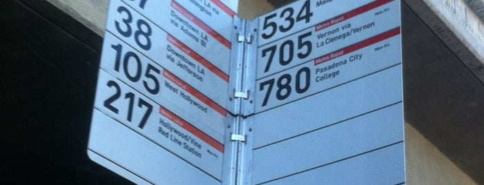 Washington/Fairfax Transit Hub is one of Travel to Portland, Oregon to see my GrandBaby.