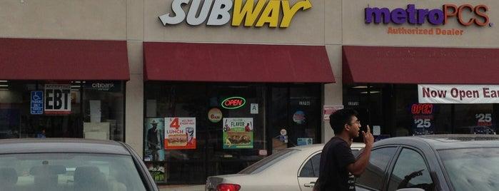 Subway is one of Must-visit Food in Van Nuys.