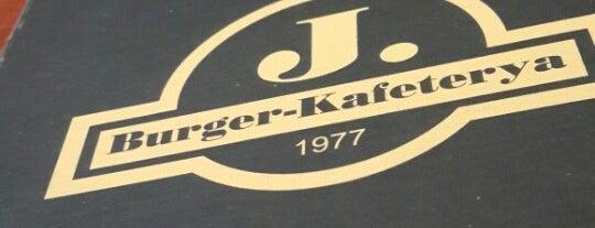 J Burger is one of İstanbul'da Yeme-İçme: theMagger Mekanları.