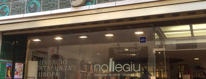 Nollegiu is one of Cafè.