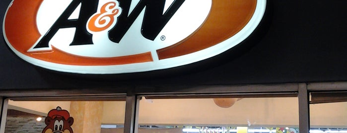 A&W is one of Eat and Eat.