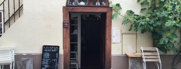 Kavárna Nový Svět is one of Coffee.