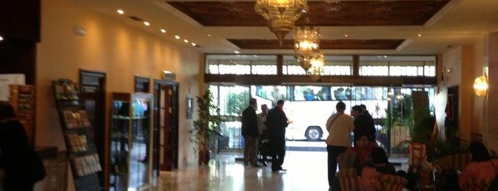 Ayre Hotel Córdoba is one of Donde comer y dormir en cordoba.
