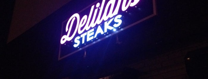 Delilah's Steaks is one of Greenpoint / Brooklyn.