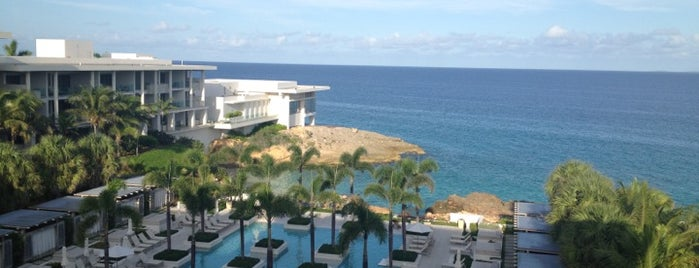 Four Seasons Resort and Residences Anguilla is one of Swanky Digz.