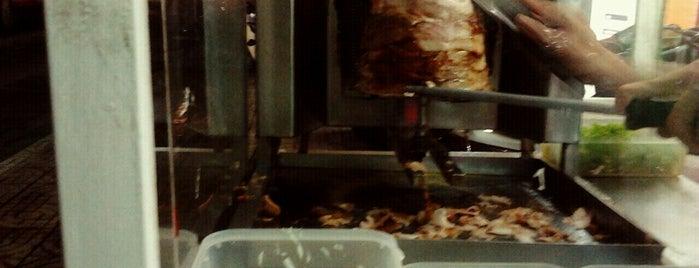 Bánh mì Doner Kebab is one of 2011=40.