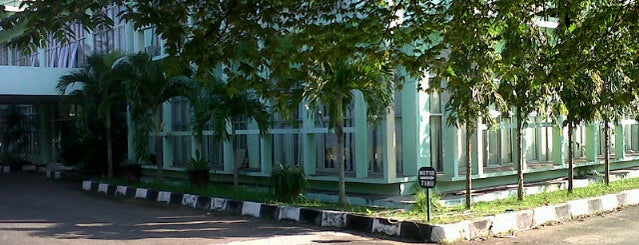 Dinas Kehutanan dan Perkebunan Provinsi Banten is one of Guide to Government Buildings Banten's best spots.