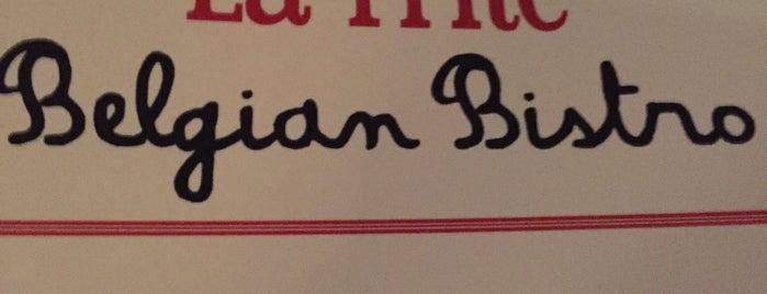 La Frite Belgian Bistro is one of Current Best Of San Antonio 2012.