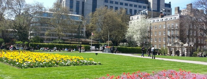 Victoria Embankment Gardens is one of London.