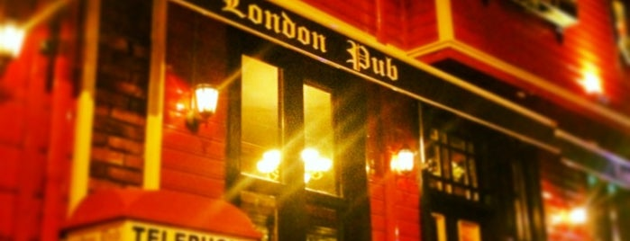 London Pub is one of Anadolu Yakasi.