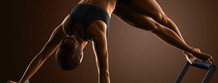 Studio 100 Pilates is one of Dia-a-dia.