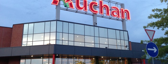 Auchan is one of Peti.