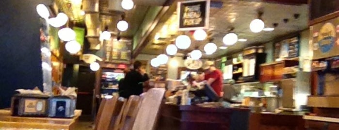 Potbelly Sandwich Shop is one of Quick Service.