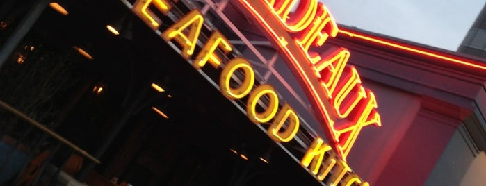 Pappadeaux Seafood Kitchen is one of FOOD in Dallas-Ft Worth Metroplex.
