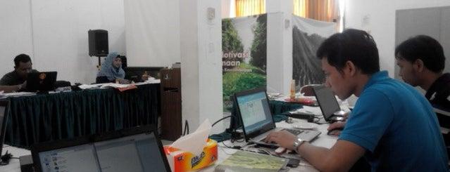 PT. Socfindo is one of cv algotech.