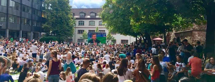 Marstallcafé is one of Tatort Rudelgucken.