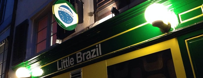 Little Brazil is one of Restaurants Zurich.