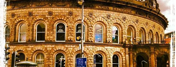 Leeds Corn Exchange is one of Leeds/York.