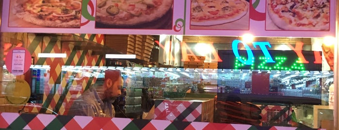Pizza 2 Go is one of Dubai Food 6.