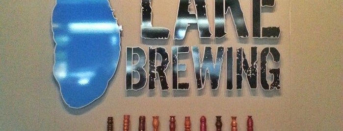 Big Lake Brewing is one of Chicagoland Breweries.