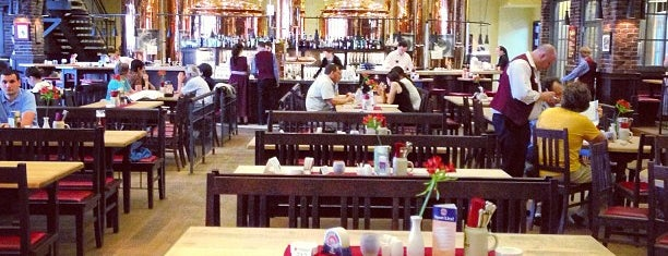 Paulaner Brauhaus is one of Chinese,Indian and German Restaurants in Moscow.