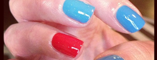Bellacures is one of The 15 Best Nail Salons in Los Angeles.