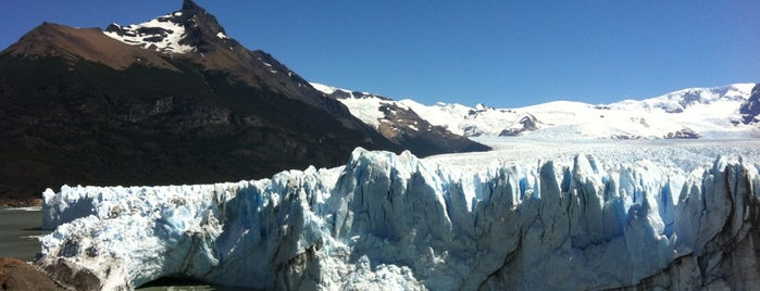 Parque Nacional Los Glaciares is one of Patagonia (AR).