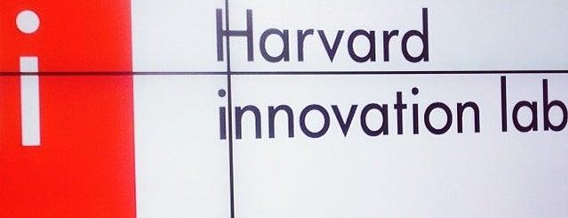 Harvard Innovation Lab is one of Boston Tech.
