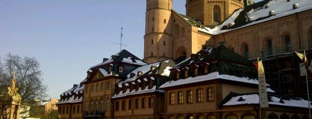 Markt is one of Mainz♡Wiesbaden.