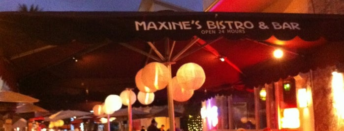 Maxine's Bistro & Bar is one of Miami ☀️🌊🚤.