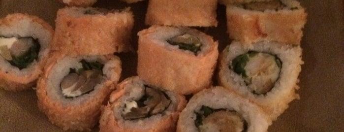 Sushi Kyu is one of Restaurantes, Bares, Cafeterias y el Mundo Gourmet.