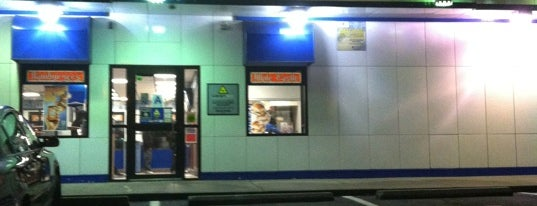 White Castle is one of My Places.