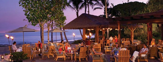 Beach Tree Bar is one of The Greatest Outdoor Bars in America.